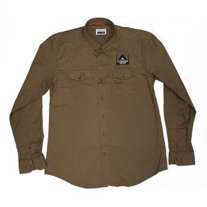 Casual Safari Shirt